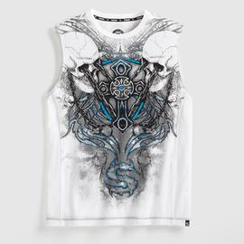 Sinister Men's Muscle Shirt - Chains at Kmart.com