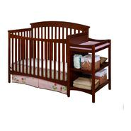 Delta Childrens Walden Crib 'N' Changer Spiced Cinnamon at Kmart.com