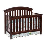 Delta Childrens Bentley 4-in-1 Crib Chocolate at Sears.com