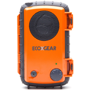 Grace Digital ECOXPRO Waterproof Speaker/Case for iPhone/Cell Phone/MP3- Orange at Kmart.com