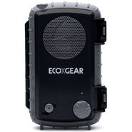 Grace Digital ECOXPRO Waterproof Speaker/Case for iPhone/Cell Phone/MP3- Black at Kmart.com