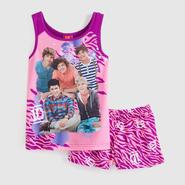 Front Row One Direction Girl's Pajama Tank Top & Shorts at Kmart.com