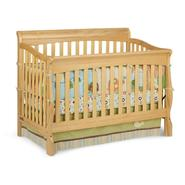 Delta Childrens Venetian Sleigh 4-in-1 Crib Natural at Kmart.com