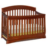 Delta Childrens Silverton 4 in 1 Crib - Cherry at Kmart.com