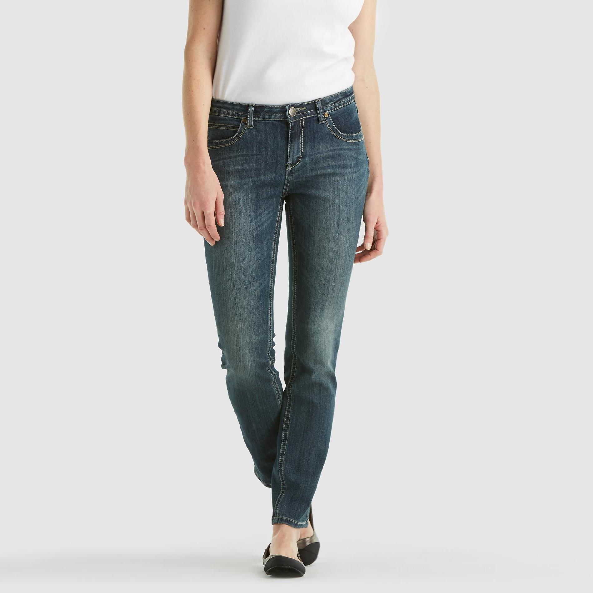 Canyon River Blues Women's Curvy Fit Skinny Jeans at Sears.com