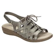 Cobbie Cuddlers Women's Comfort Sandal Michaelene - Pewter at Kmart.com