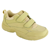 Everlast® Men's Athletic Two-Strap Shoe Lincoln Wide Width - Tan at mygofer.com