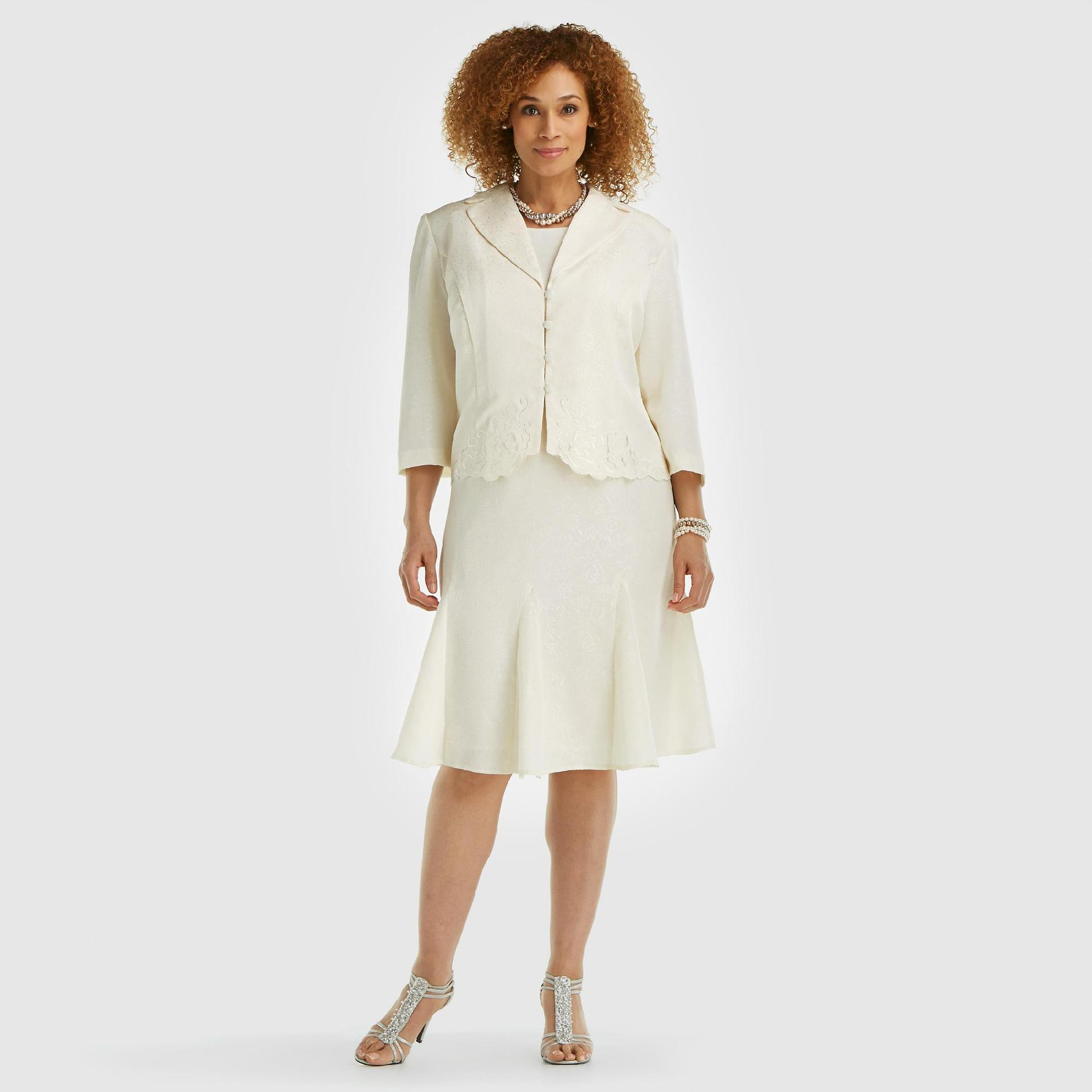 Danny & Nicole Women's Dress & Jacket at Sears.com