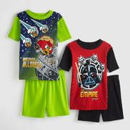 Angry Birds Star Wars Boy's Pajama Set - 2 Pack at Sears.com
