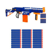 N-STRIKE Elite Retaliator Blaster & Refill Pack Bundle at Kmart.com
