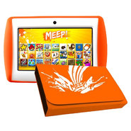 MEEP!  Android 4.0 Kids Tablet & Accessory Bundle  ...