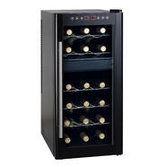 SPT 18 bottle Wine Cooler Dual Zone with Heating at Sears.com