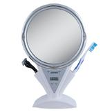 Zadro Z'Fogless fog -free LED lighted shower mirror power zoom at mygofer.com