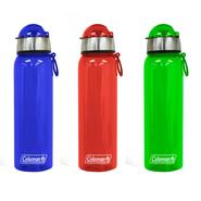 25OZ Coleman Plastic Sports Bottle