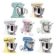 KitchenAid Pastel 5Qt. Artisan Series Bundle at Sears.com