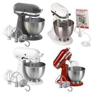 KitchenAid-Ultra Power 4.5Qt. Series Mixer Bundle