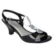 Laura Scott Women's Dress Shoe Sandal - Black at Kmart.com