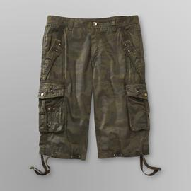 Twice Men's Utility Shorts - Camouflage at Kmart.com
