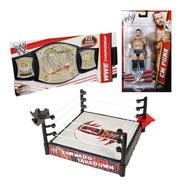 WWE Favorite Wrestler and Ring Bundle at Kmart.com