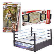 WWE Wrestling Legends and Ring Bundle at Kmart.com