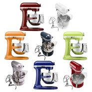 KitchenAid Assorted Colors Professional 600 6 qt. Mixer Bundle at Sears.com