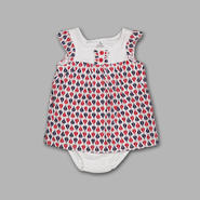 Small Wonders Newborn Flutter Sleeve Dress at Kmart.com