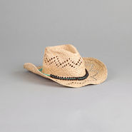 Joe Boxer Women's Straw Cowboy Hat at Kmart.com