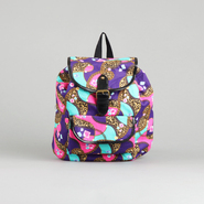 Bongo Juniors' Printed Drawstring Backpack at Kmart.com