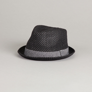Young Men's Straw Fedora Hat at Sears.com