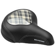 Schwinn Gel Bike Seat - Black at Kmart.com