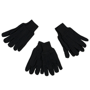 3 pk. Banded Brown Jersey Gloves at Sears.com