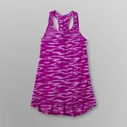 Joe Boxer Girl's Swimsuit Cover-Up - Zebra Print at Kmart.com