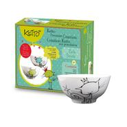 KETTO Paint-it-yourself Bowls - Cat Theme at Sears.com