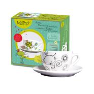 KETTO Paint-it-yourself Latte Set - Cat Theme at Sears.com