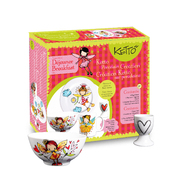 KETTO Paint-it-yourself Breakfast Set - Fairy Theme at Sears.com