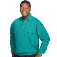 Canyon Ridge Banded-Bottom Mesh Panel Shirt at Sears.com