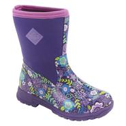 The Original Muck Boot Company Women's Boot Breezy Mid Cool - Purple at Sears.com