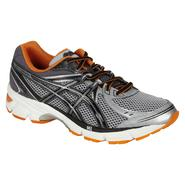 Asics Men's GEL-Equation 6 Running Athletic Shoe - Grey/Black/Orange at Sears.com