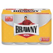 Brawny Big Roll Paper Towels, 2 Ply