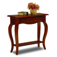 Leick French Small Console Table-Brown Cherry at Kmart.com