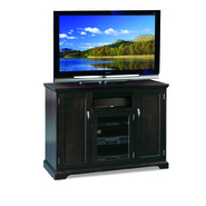 "Leick Riley Holliday 50"" TV Stand/Tall - Chocolate Cherry at Sears.com"