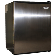 SPT 2.5 cu.ft. Compact Refrigerator with Energy Star - Stainless at Sears.com