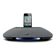 At&t SongPod - Speaker Dock w/ FM radio, weather, clock radio app for iPhone 3GS, 4 and 4S; iPod Touch, Classic, etc. (ID201) at Sears.com
