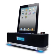 At&t SoundPad System - iPhone/ iPod/ iPad Dock w/ Bluetooth & FM radio with 30 station presets (ID501) at Sears.com