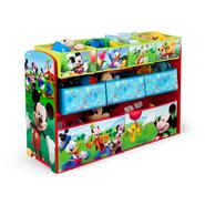 Disney Mickey Mouse Deluxe Multi-Bin Toy Organizer at Kmart.com