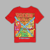 Nickelodeon Toddler Boy's 'Yo Gabba Gabba' T-shirt at mygofer.com