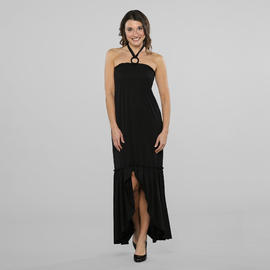 Bongo Junior's Ruffle Maxi Halter Dress at Kmart.com