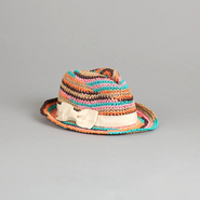 Joe Boxer Women's Crochet Fedora Hat at Kmart.com