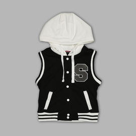 Southpole Juniors' Recut Varsity Vest at Sears.com