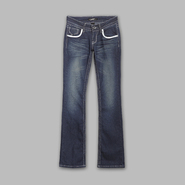 Southpole Juniors' Straight Leg Button Fly Jeans at Sears.com